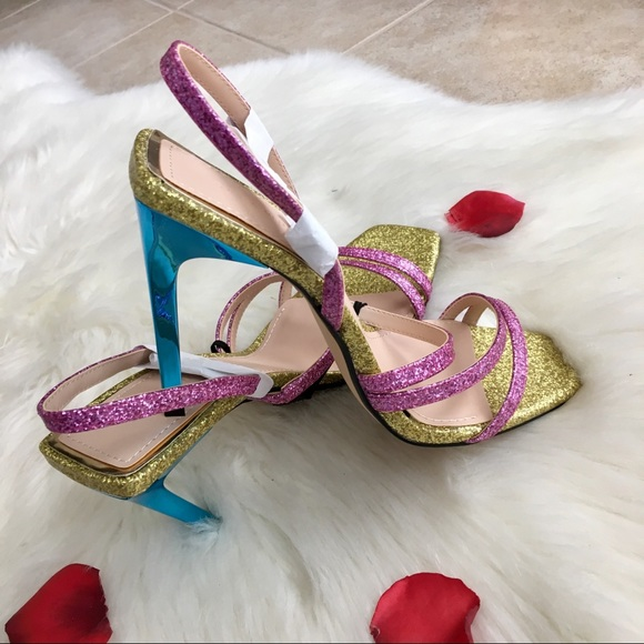 great deals pre order more photos Zara Shoes | Multistrap High Heel Sandals | Poshmark